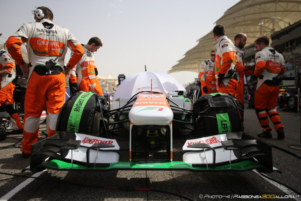 Jose Cuervo nuovo sponsor per la Force India