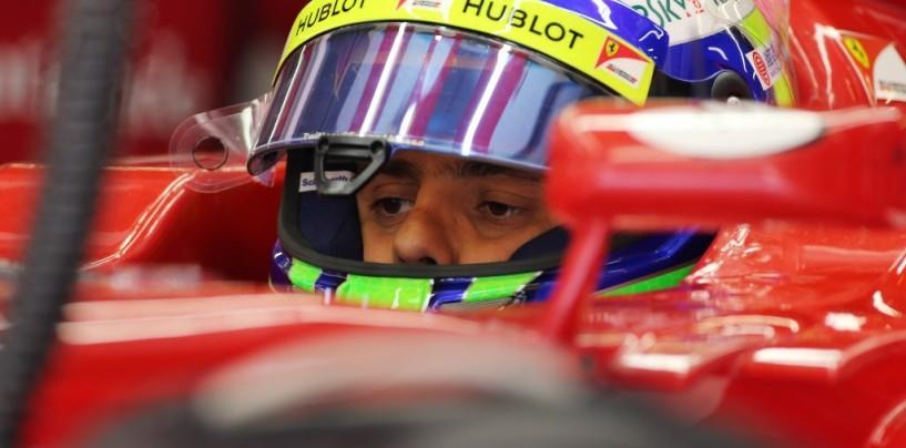 Libere 1 a Sakhir: Massa e Alonso davanti a tutti