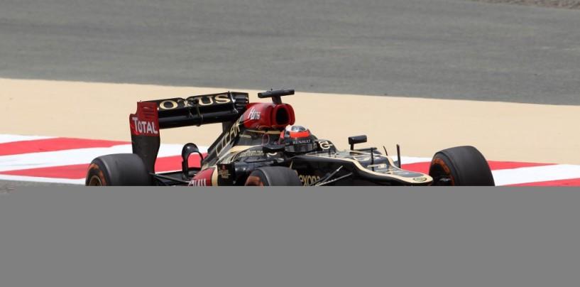 Libere 2 a Sakhir: miglior tempo per Kimi Raikkonen