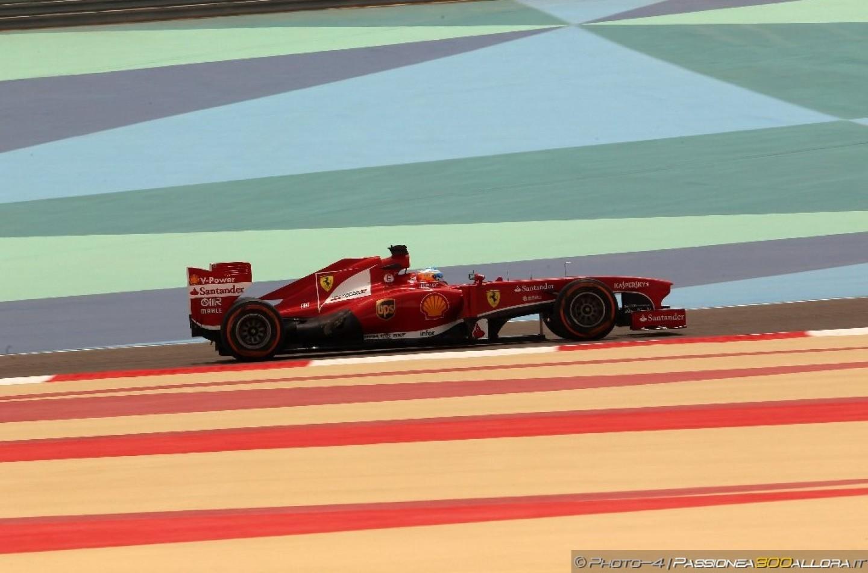 Libere 3 a Sakhir: Alonso al top