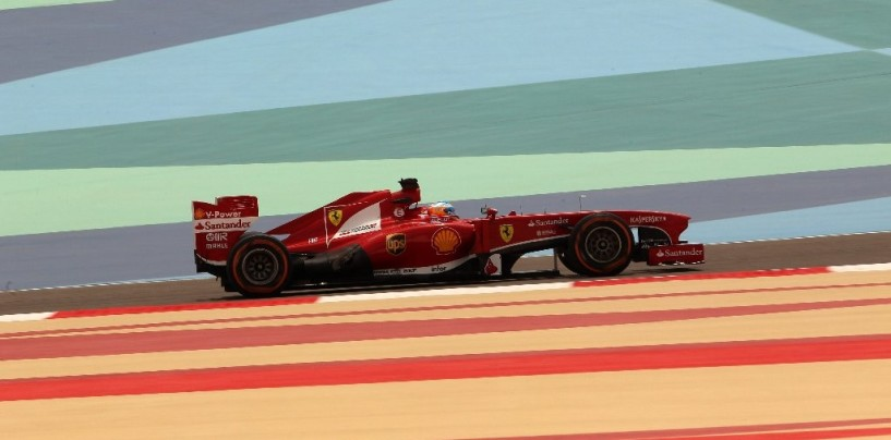 Libere 3 a Sakhir: Alonso al top