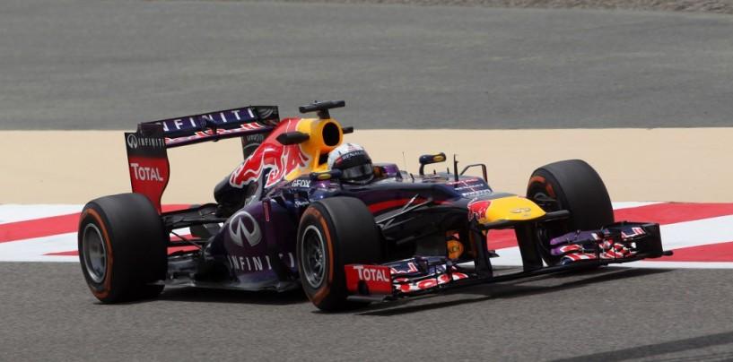 Sebastian Vettel vince il GP del Bahrain 2013