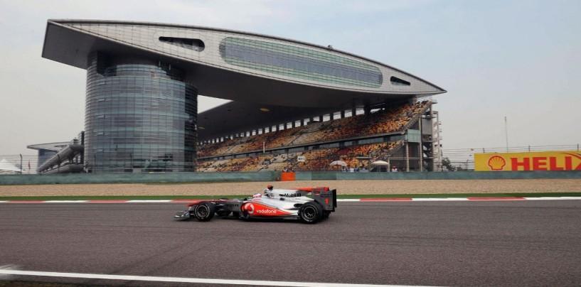 Gran Premio della Cina 2013 - Anteprima