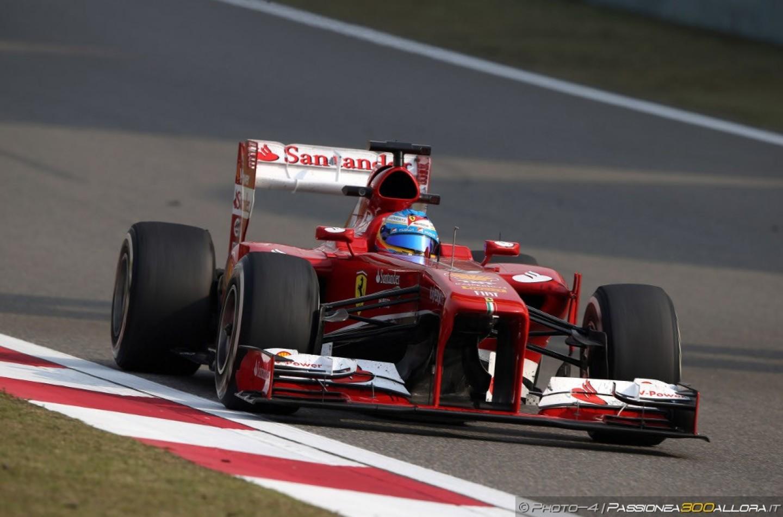 Fernando Alonso vince il GP della Cina 2013