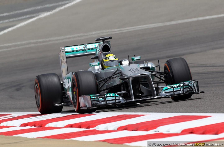Qualifiche GP Bahrain: Rosberg in Pole Position