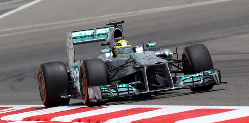 Qualifiche GP Bahrain: Rosberg in Pole Position