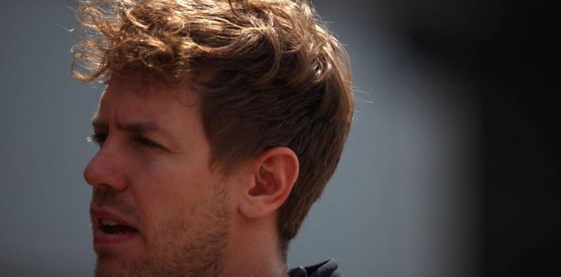 """Vettel: """"Webber non meritava di vincere in Malesia"""""""