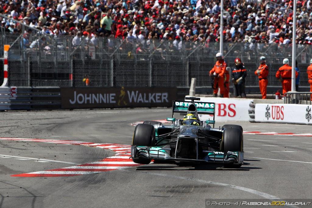 Nico Rosberg vince il Gp di Monaco 2013
