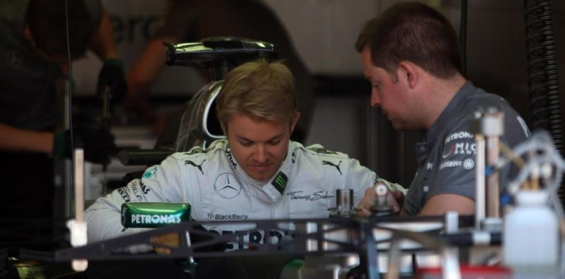 Montecarlo, libere 1: Rosberg davanti a tutti
