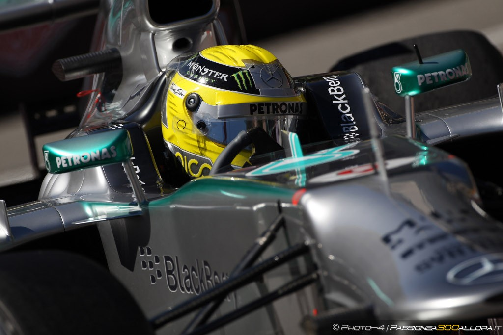 Montecarlo, libere 2: ancora Rosberg al top