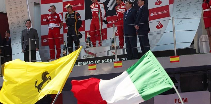 Pagelle del Gran Premio di Spagna 2013