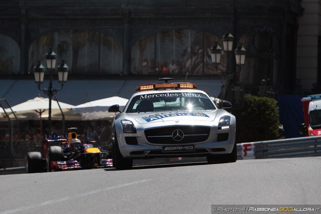 Le 10 Pillole del GP di Monaco 2013