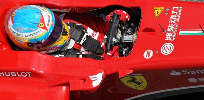 Vince Alonso, perde la Formula 1