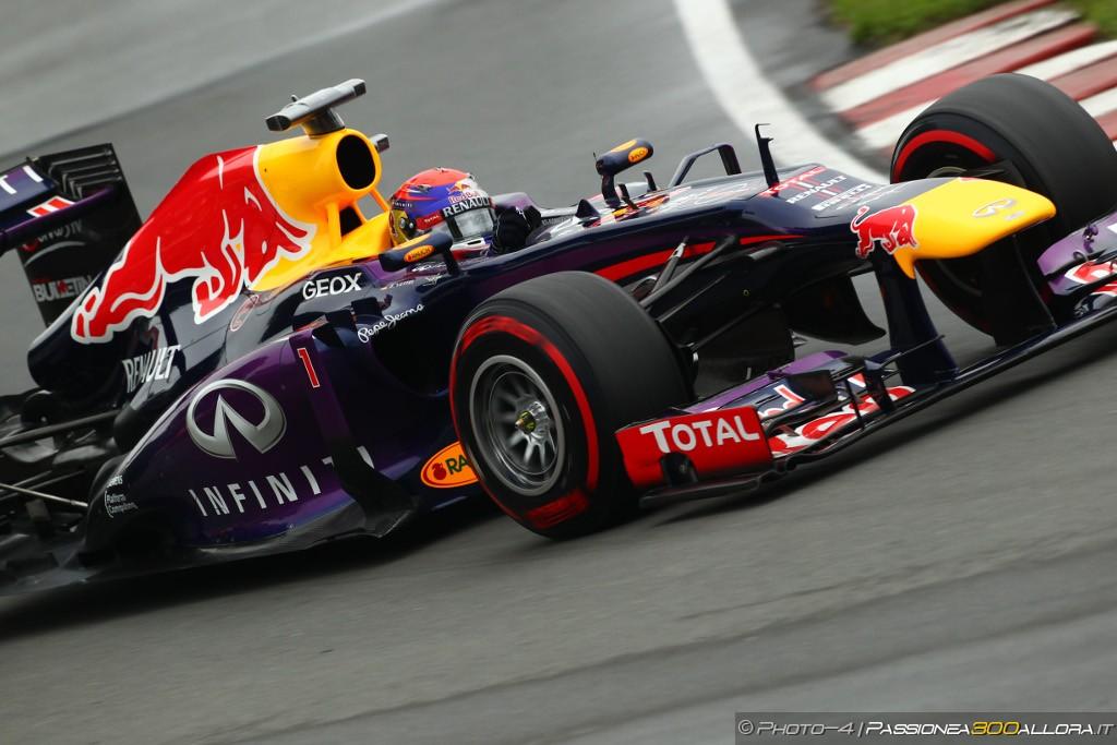 Sebastian Vettel vince il GP del Canada 2013