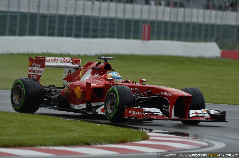 Libere 2 a Montreal: Alonso su Hamilton e Grosjean