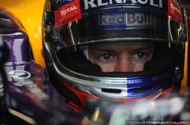 Sebastian Vettel in Pole Position nel Gp del Canada