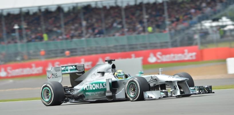 Rosberg vince il Gp di Gran Bretagna 2013, nel giorno della vergogna Pirelli