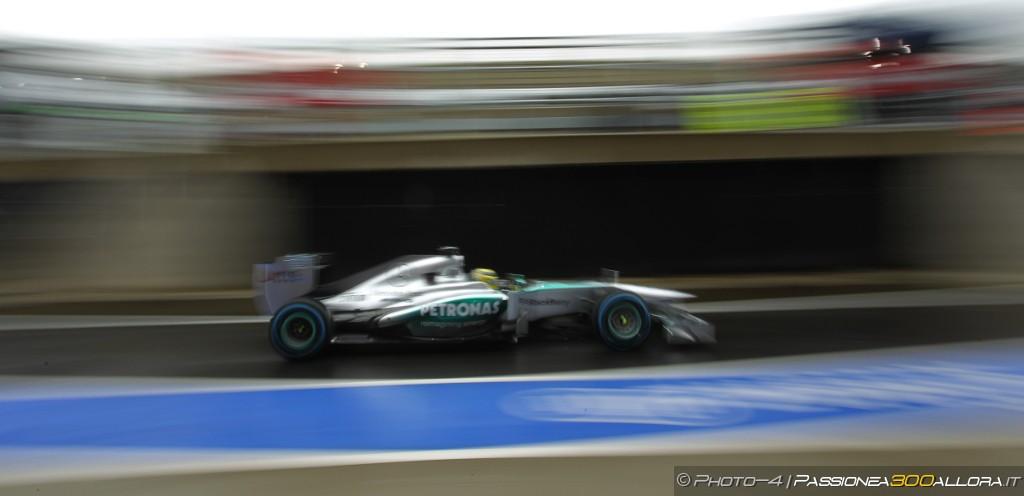 Libere 2 a Silverstone: Rosberg davanti a tutti