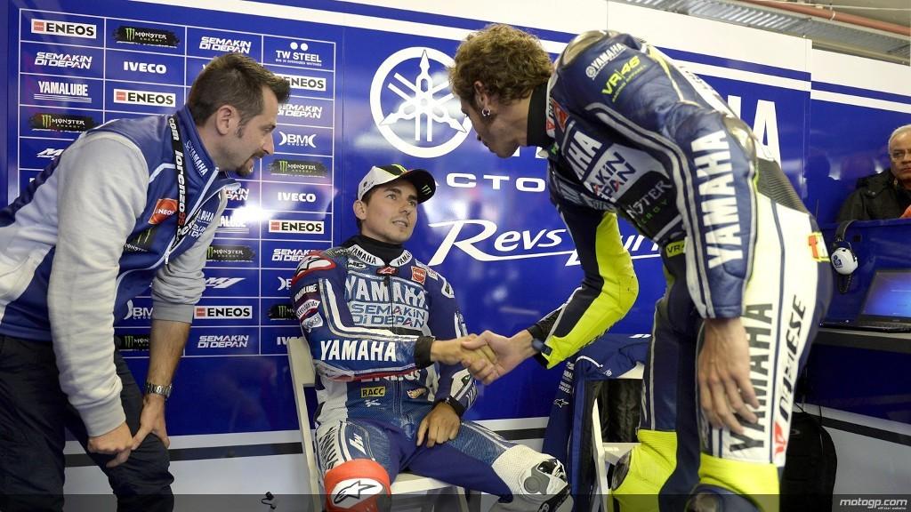 MotoGP a Barcellona, Lorenzo vince su Rossi e Pedrosa