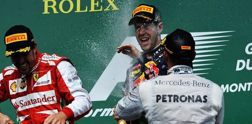 Pagelle del Gran Premio del Canada 2013
