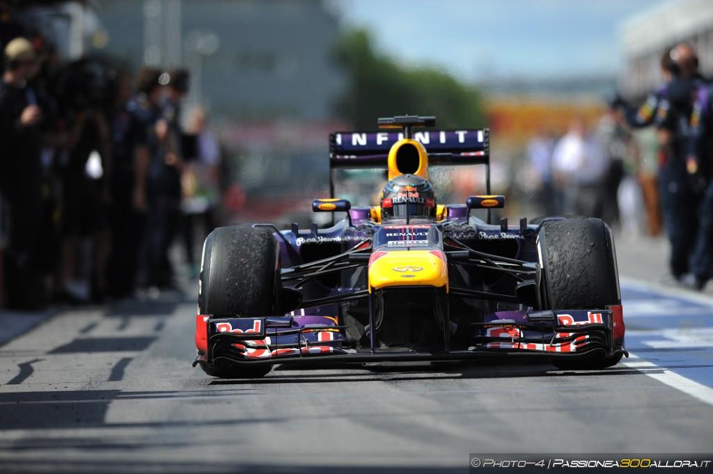 L'ombra del Poker di Vettel sulla F1