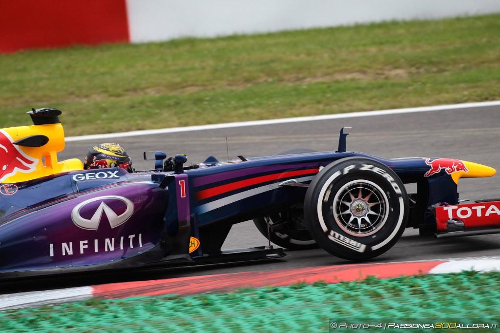 Libere 2 al Nurburgring: Vettel su Rosberg e Webber
