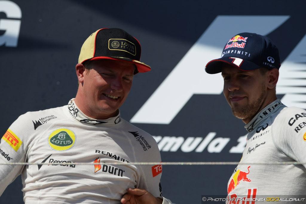 Vettel il primo a guidare a Jerez la SF15-T