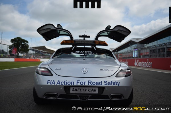 30.06.2013- The Safety Car