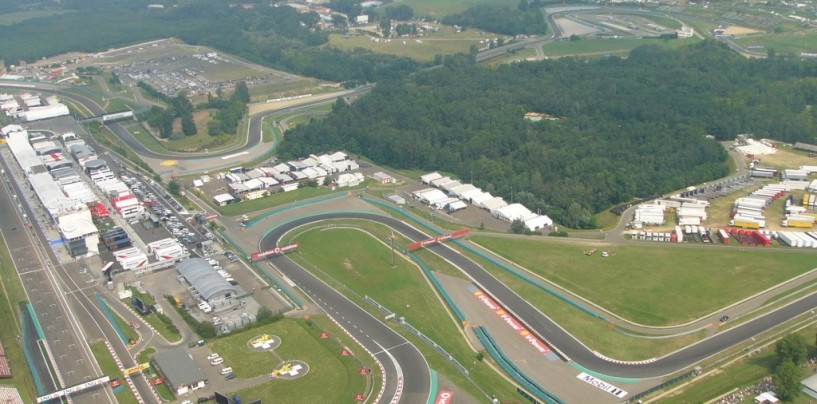 Gran Premio d'Ungheria 2013 - Anteprima