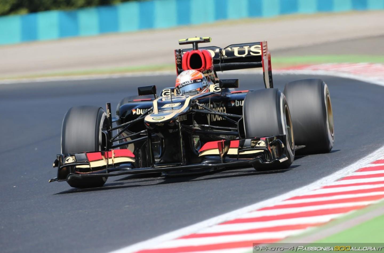 Libere 3 a Budapest: Grosjean davanti ad Alonso e Perez