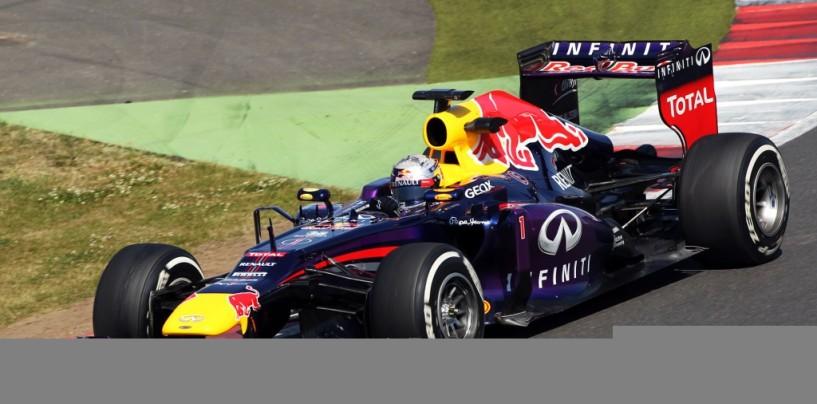 Libere 1 a Budapest: miglior tempo per Vettel