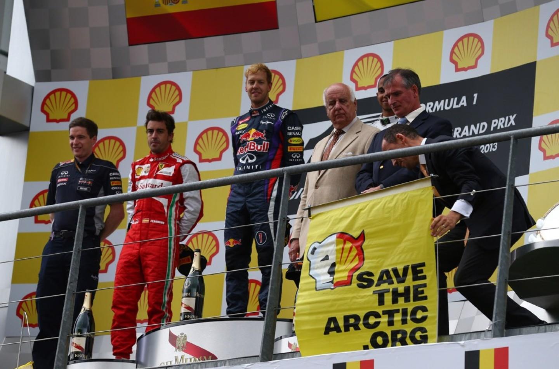 Pagelle del Gran Premio del Belgio 2013