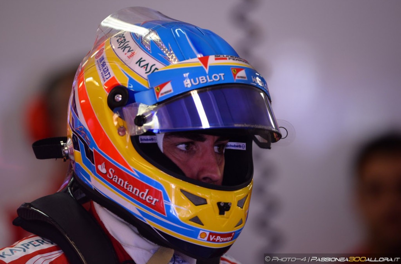 Libere 1 a Spa: miglior tempo per Fernando Alonso