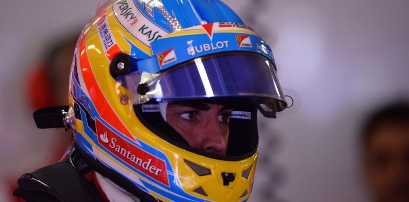 Fernando è ok, ed è la cosa più importante
