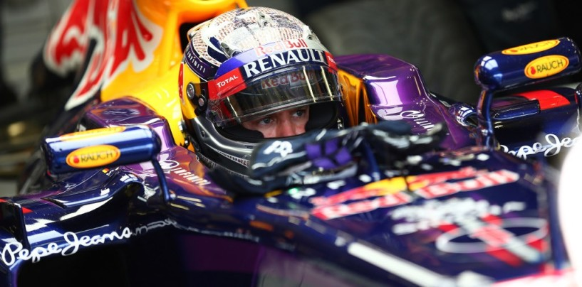 Libere 2 a Spa: miglior tempo per Vettel