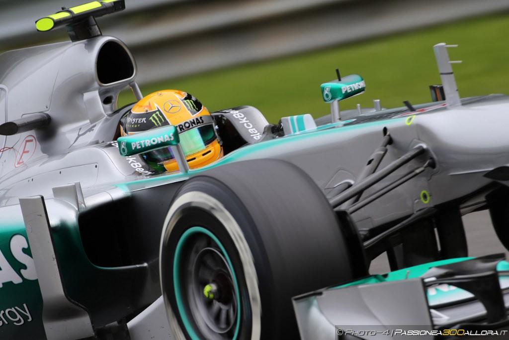 Gp di Monaco, prove libere 1: Hamilton davanti a tutti