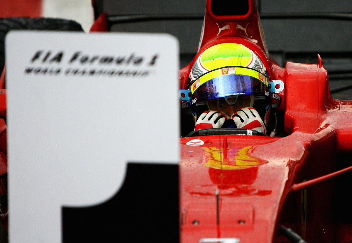 L'addio mesto di Felipe. Grazie comunque per tutto!