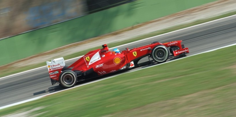 Gran Premio d'Italia 2013 - Anteprima