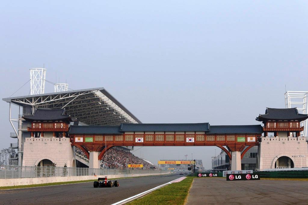 Gran Premio di Corea 2013 - Anteprima