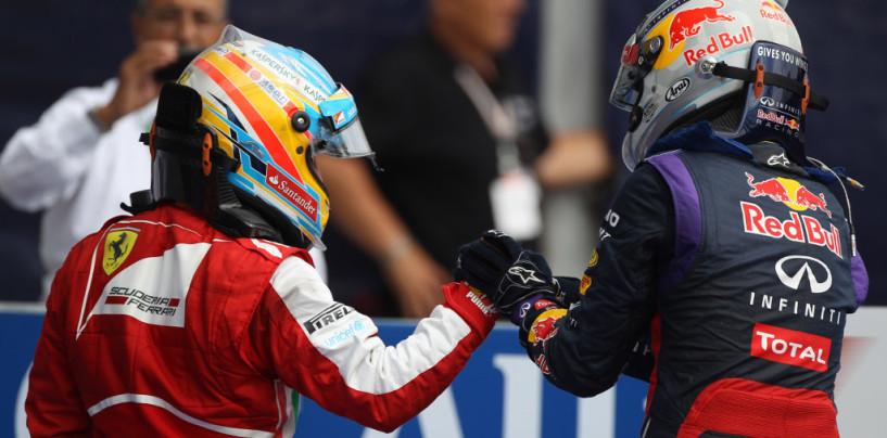 Pagelle del Gran Premio d'Italia 2013
