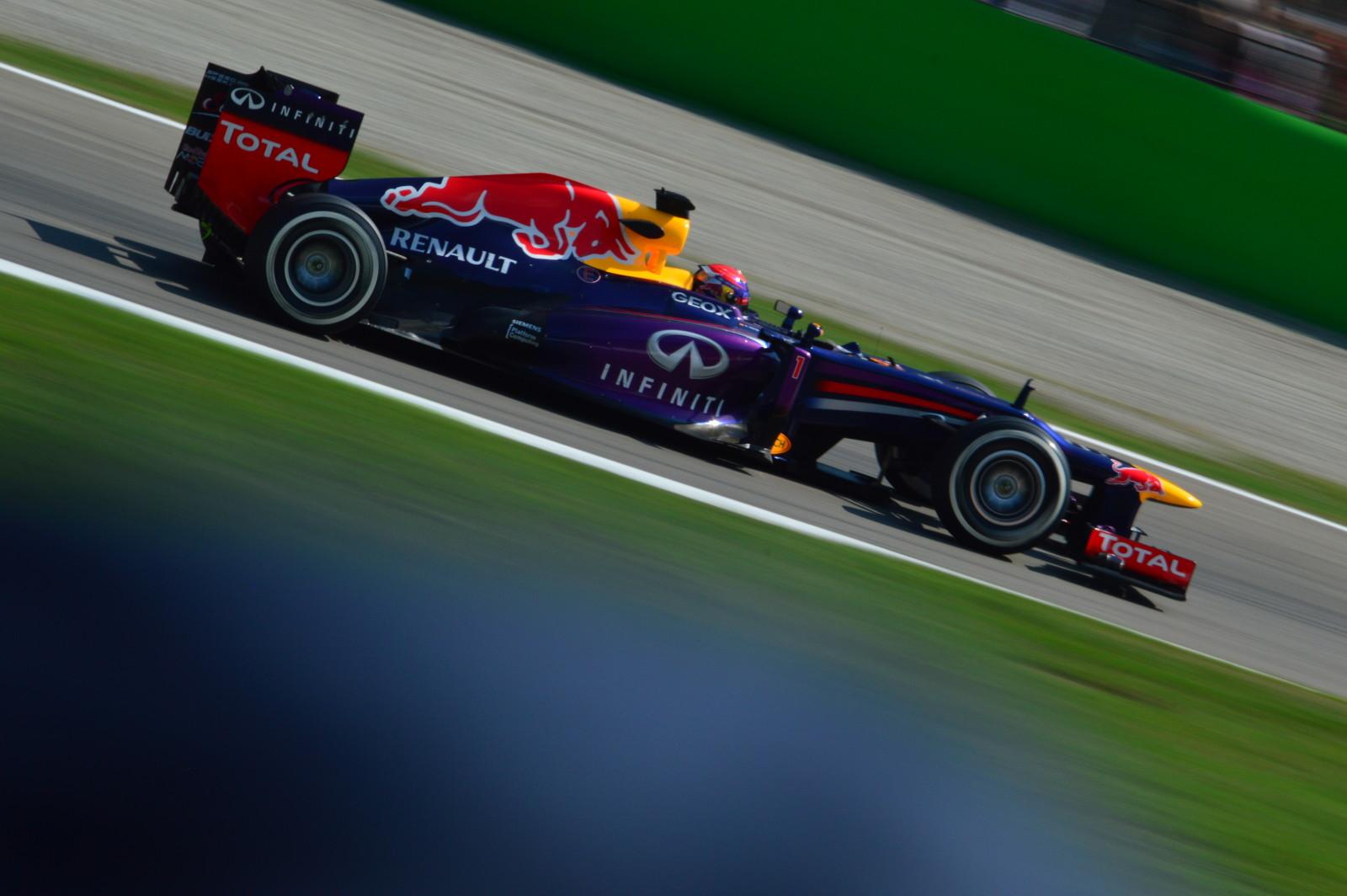 Libere 3 a Monza: Vettel si mantiene al top