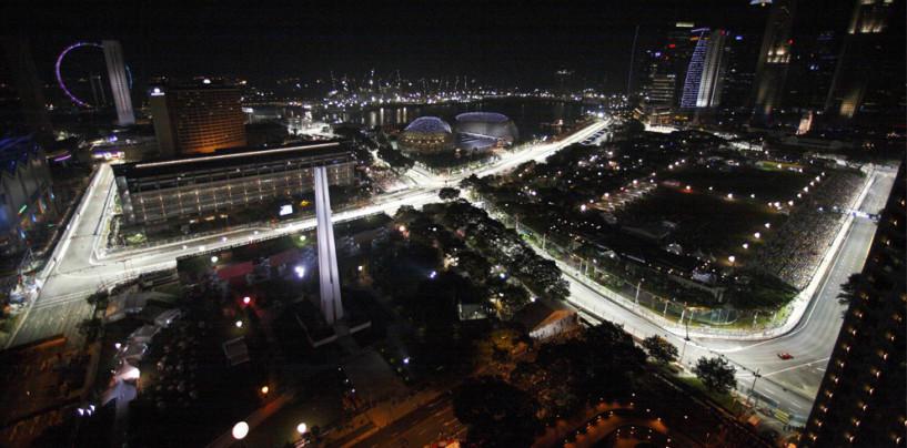 Gp di Singapore: nube di smog, GP a rischio?