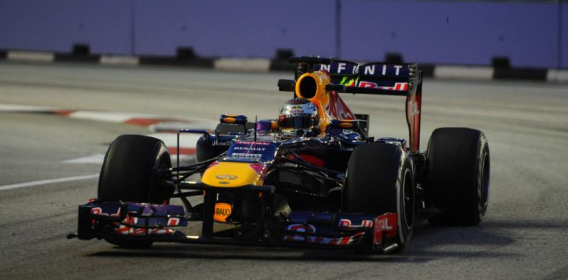 Libere 2 a Singapore: Vettel davanti a tutti