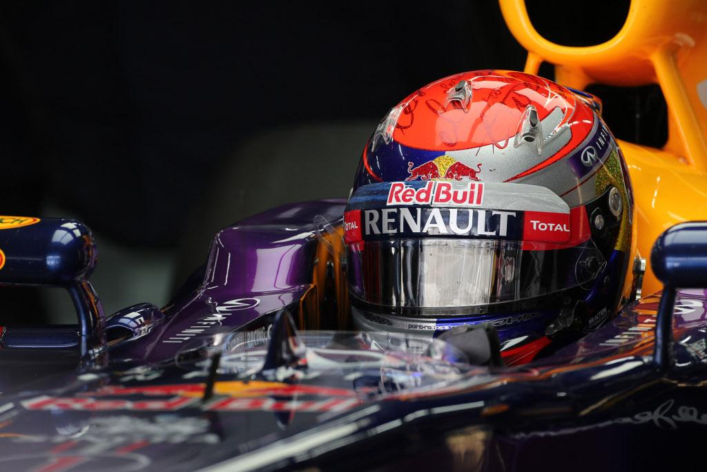 Sebastian Vettel in Pole nel Gp di Corea 2013