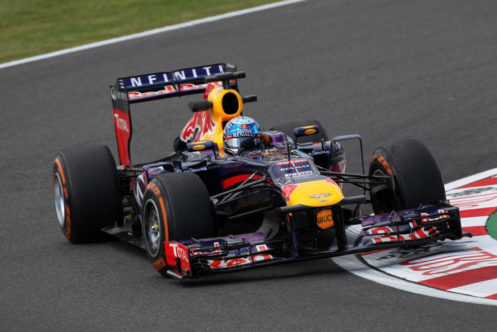 Libere 2 a Suzuka: Vettel davanti a tutti