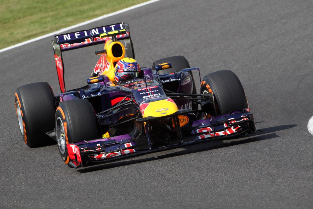Libere 3 a Suzuka: Webber davanti a tutti