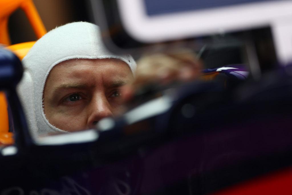 Libere 3 in India, ancora Vettel davanti a tutti