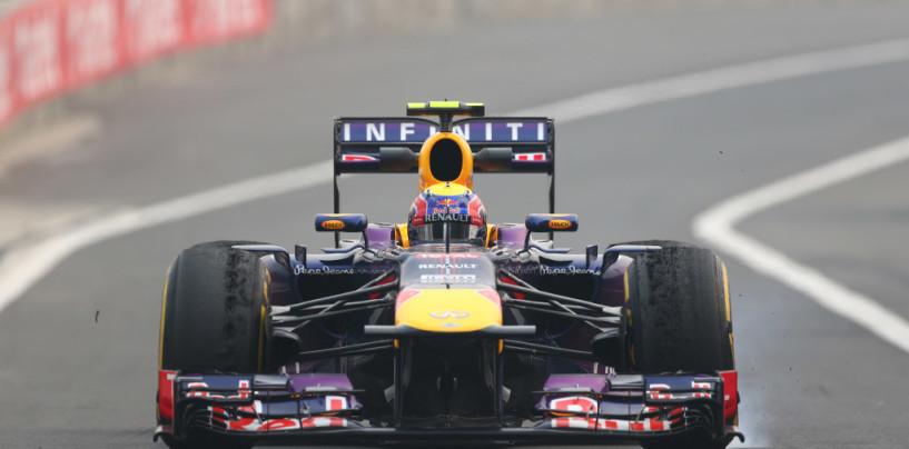 Prove libere del Gp d'India, Vettel avanti in entrambe le sessioni