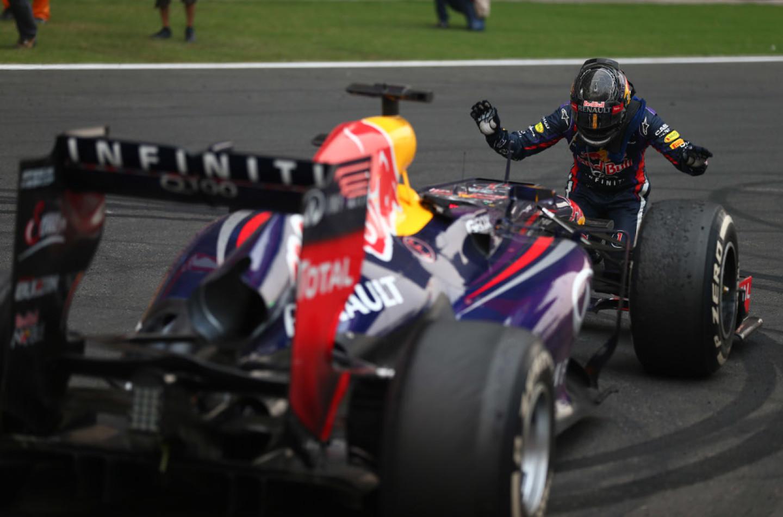 La telenovela Red Bull - motori continua