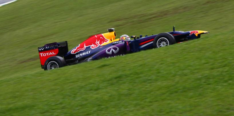GP del Brasile 2013: Vettel suona la nona, davanti a Webber e Alonso